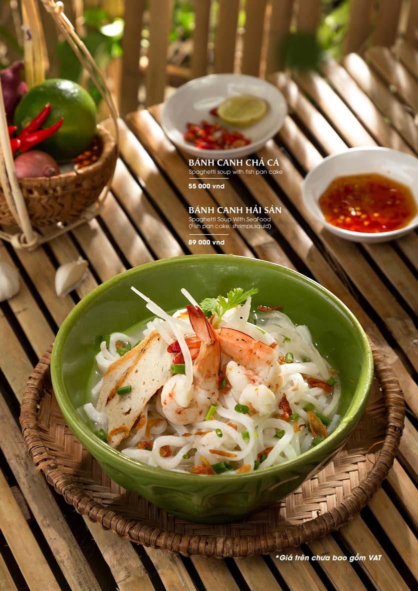 Menu Gánh - Đặc Sản Nha Trang - Landmark 81 14