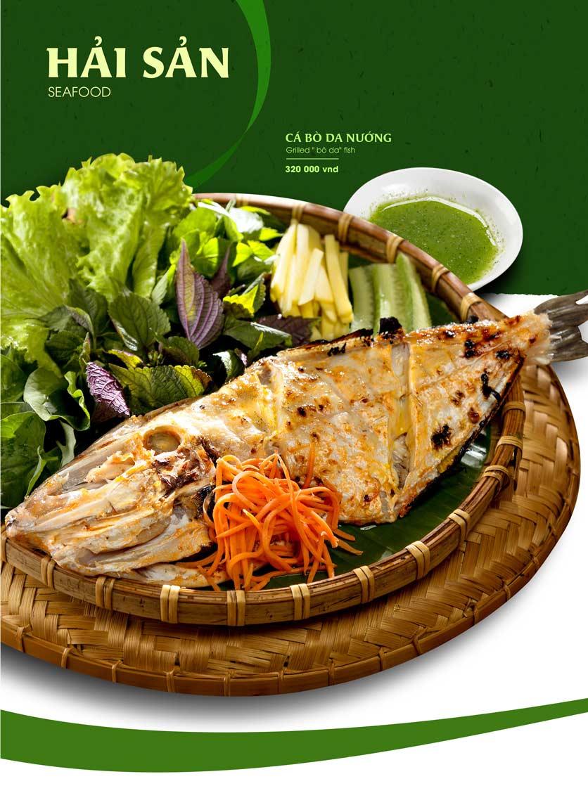 Menu Gánh - Đặc Sản Nha Trang - Landmark 81 23