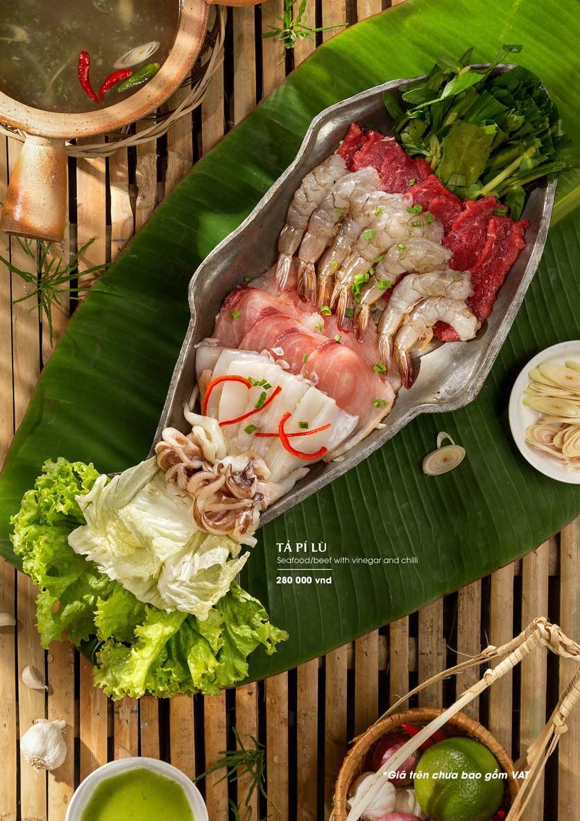 Menu Gánh - Đặc Sản Nha Trang - Landmark 81 26