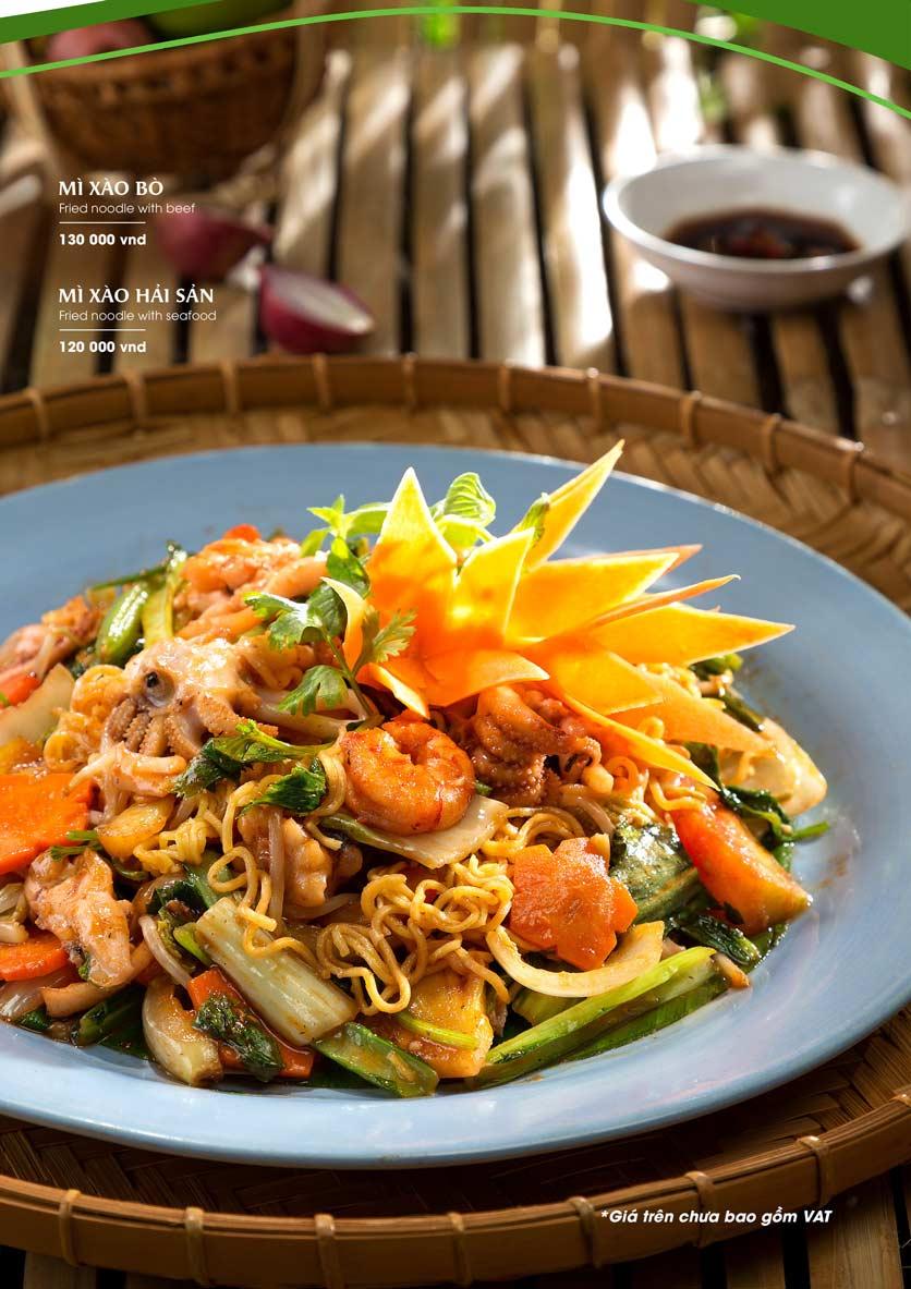 Menu Gánh - Đặc Sản Nha Trang - Landmark 81 36
