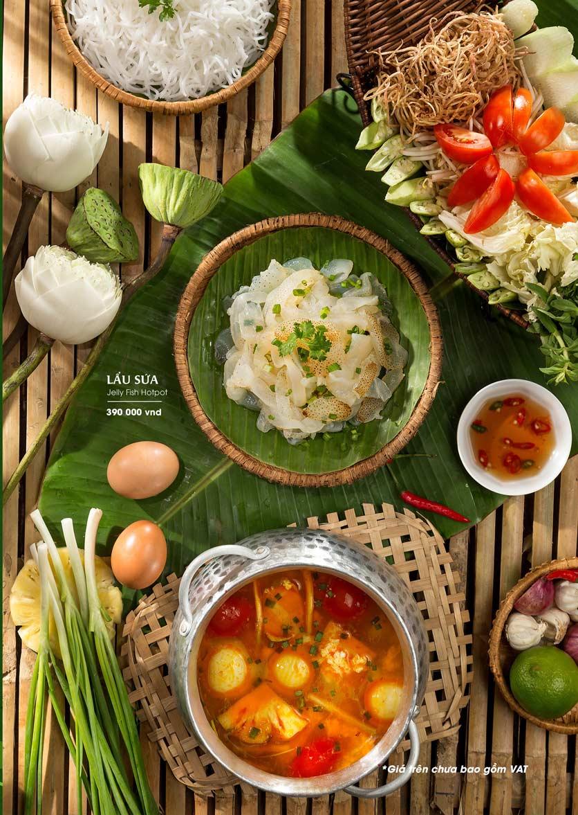 Menu Gánh - Đặc Sản Nha Trang - Landmark 81 40