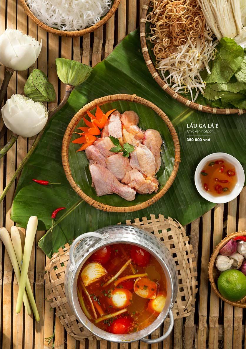 Menu Gánh - Đặc Sản Nha Trang - Landmark 81 41