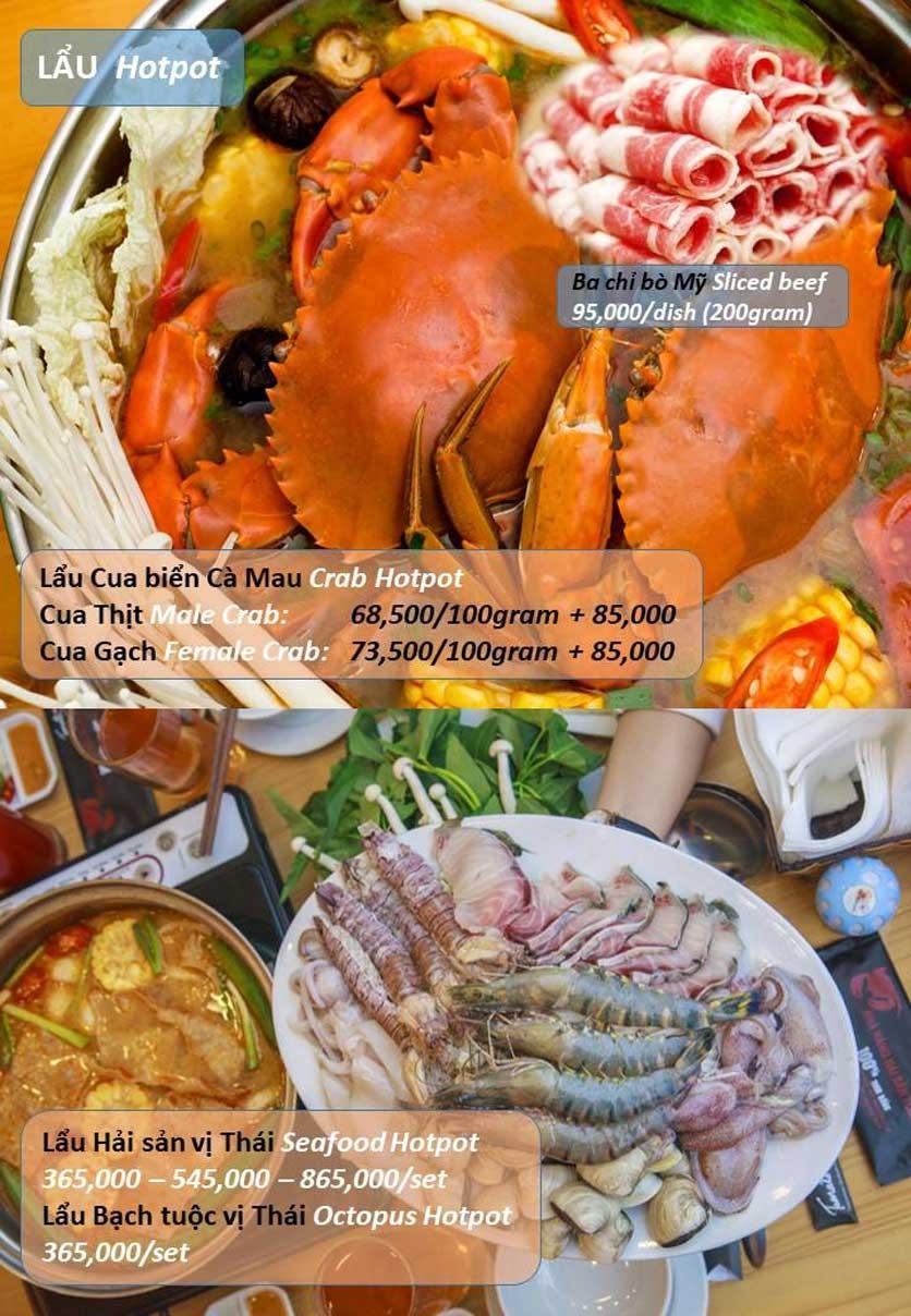 Menu Hải Sản Tomato - Lê Văn Hưu  10