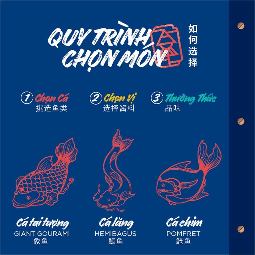 Menu Hao Yu - Grilled Fish Restaurant 1