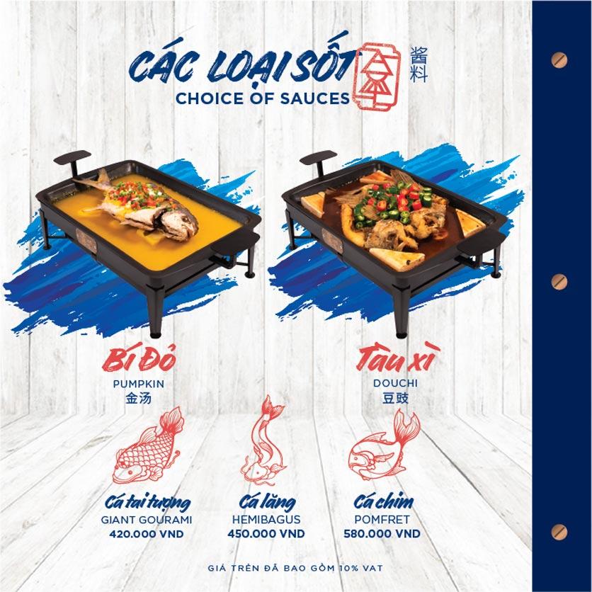 Menu Hao Yu - Grilled Fish Restaurant 3