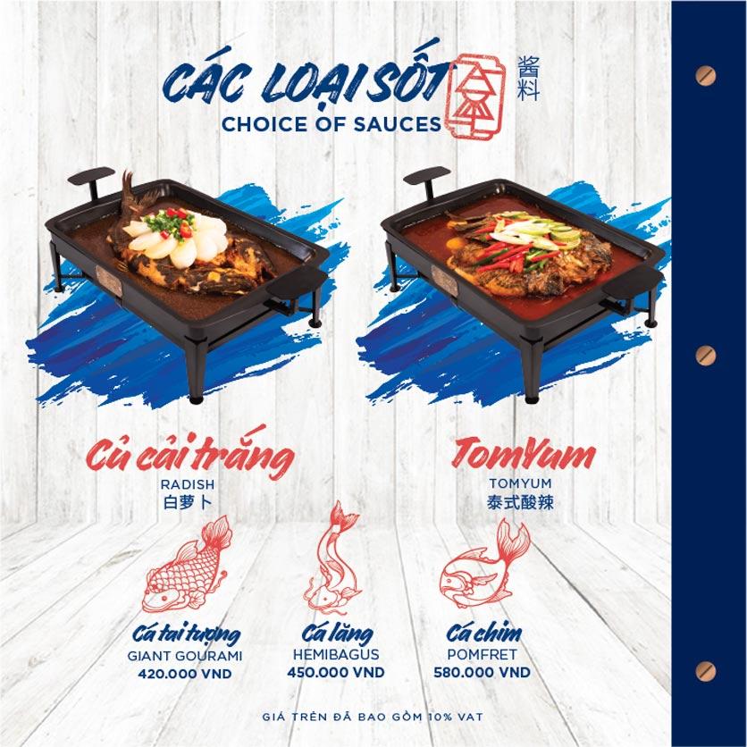 Menu Hao Yu - Grilled Fish Restaurant 5