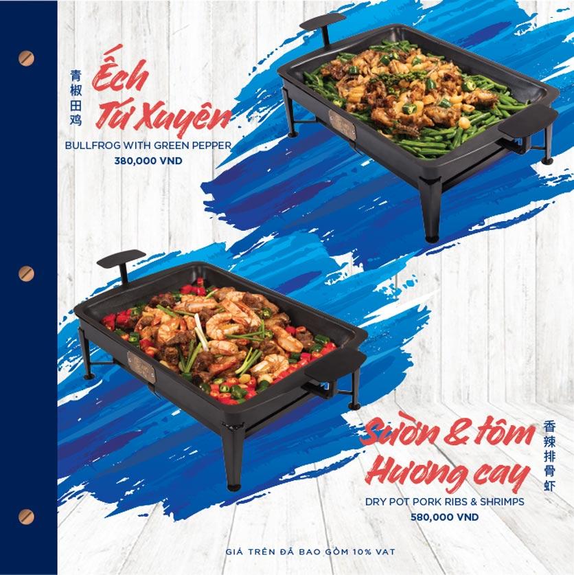 Menu Hao Yu - Grilled Fish Restaurant 6