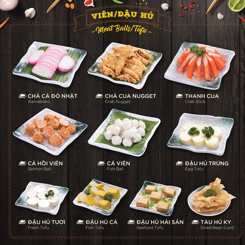 Menu Hoàng Yến Hotpot - Phú Mỹ Hưng 15