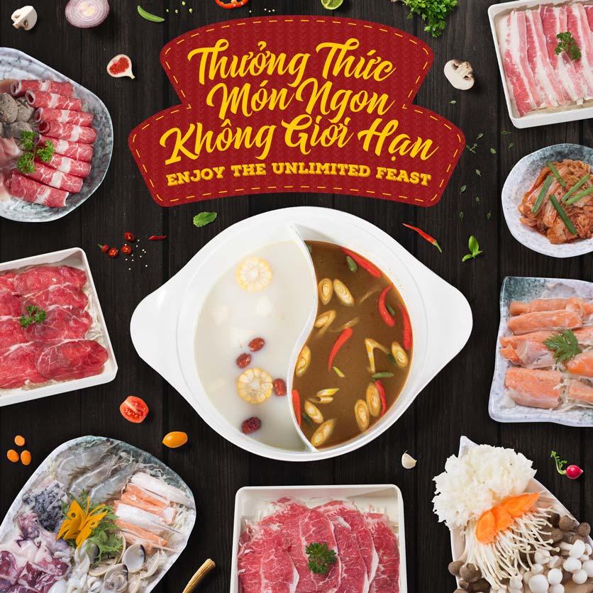 Menu Hoàng Yến Hotpot - Phú Mỹ Hưng 19