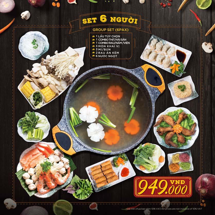 Menu Hoàng Yến Hotpot - Phú Mỹ Hưng 31