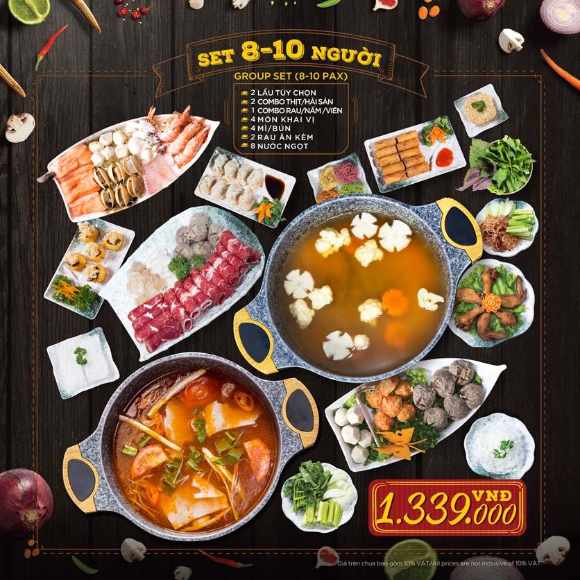 Menu Hoàng Yến Hotpot - Phú Mỹ Hưng 32