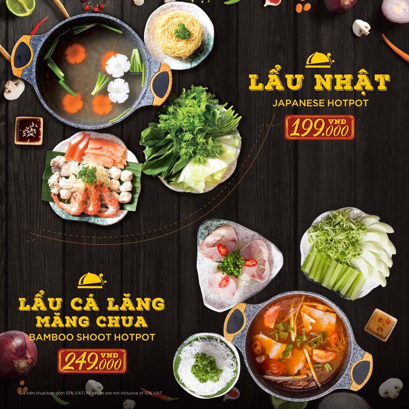 Menu Hoàng Yến Hotpot - Phú Mỹ Hưng 26