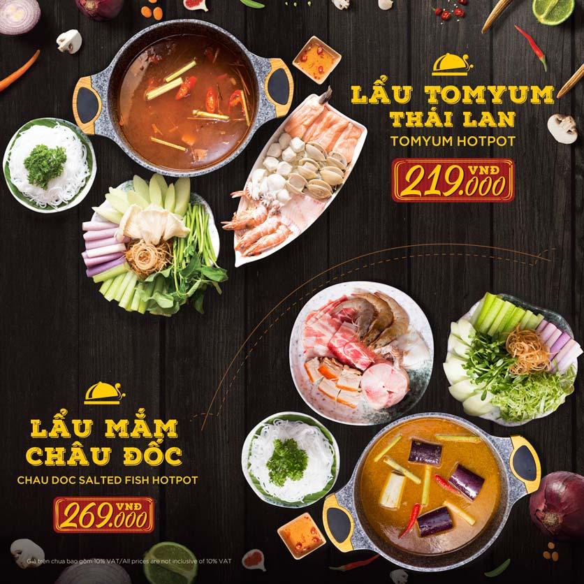 Menu Hoàng Yến Hotpot - Phú Mỹ Hưng 27