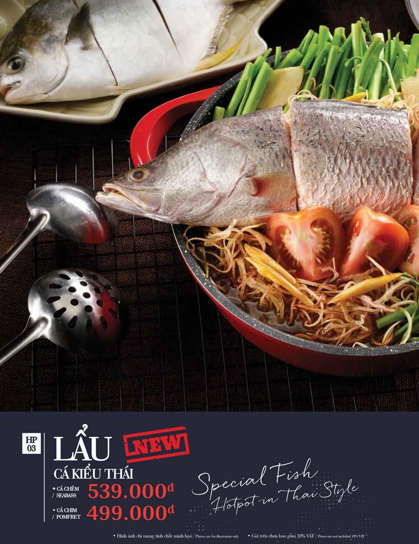 Menu Holy Crab – Phan Xích Long  17
