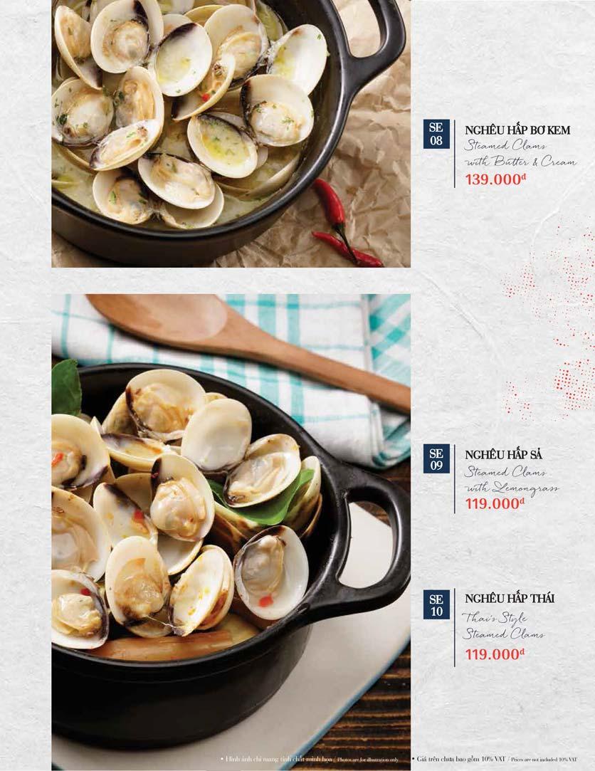 Menu Holy Crab – Phan Xích Long  25