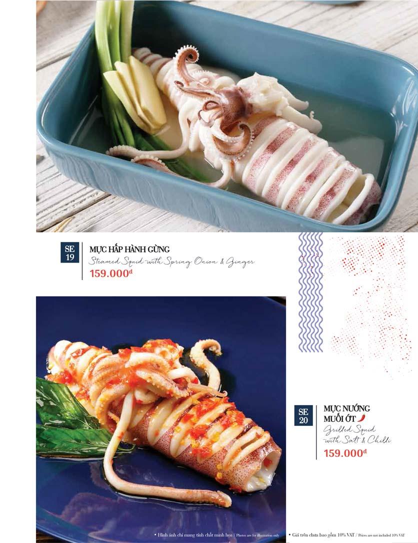 Menu Holy Crab – Phan Xích Long  29