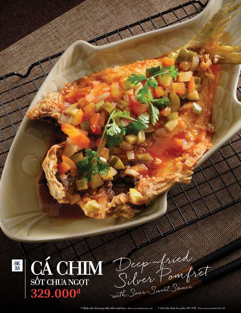 Menu Holy Crab – Phan Xích Long  34