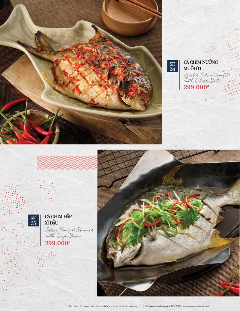 Menu Holy Crab – Phan Xích Long  35