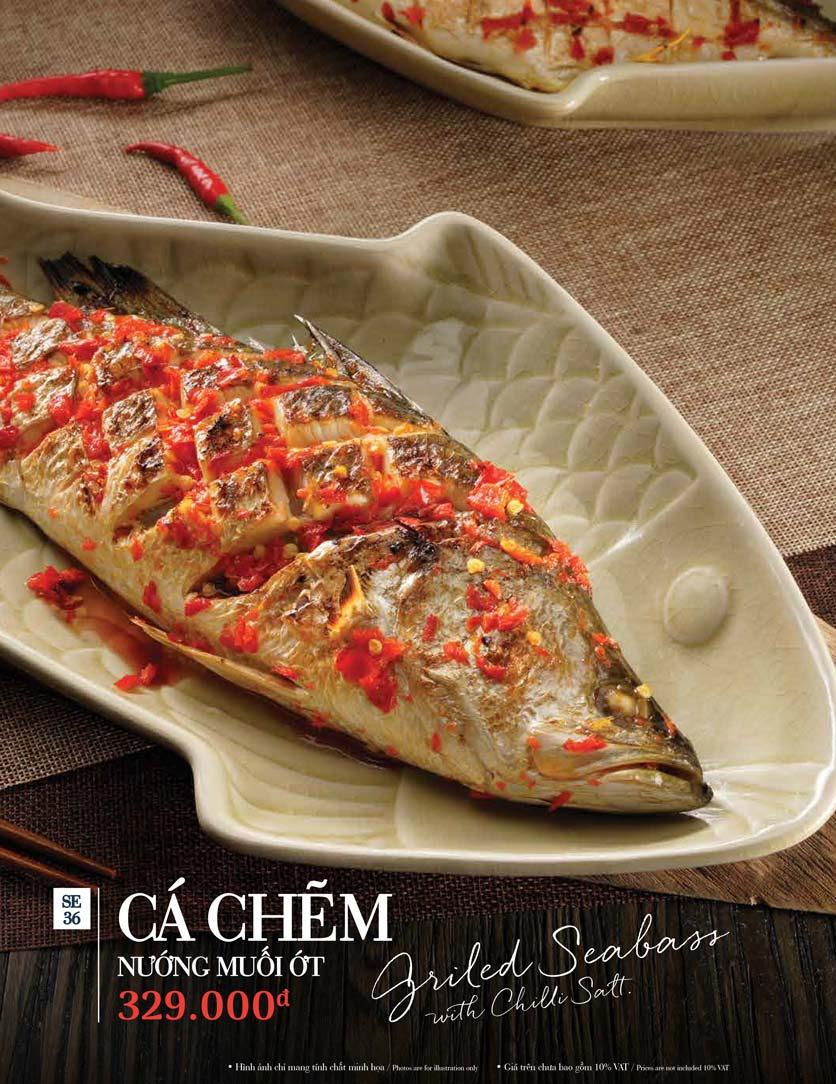 Menu Holy Crab – Phan Xích Long  36