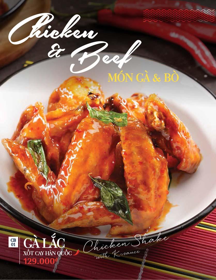 Menu Holy Crab – Phan Xích Long  38