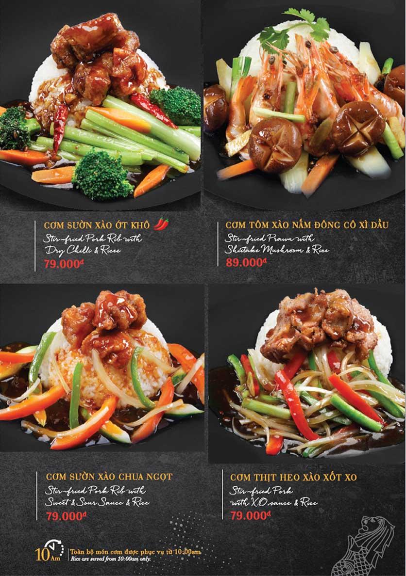 Menu Holy Crab – Phan Xích Long  7