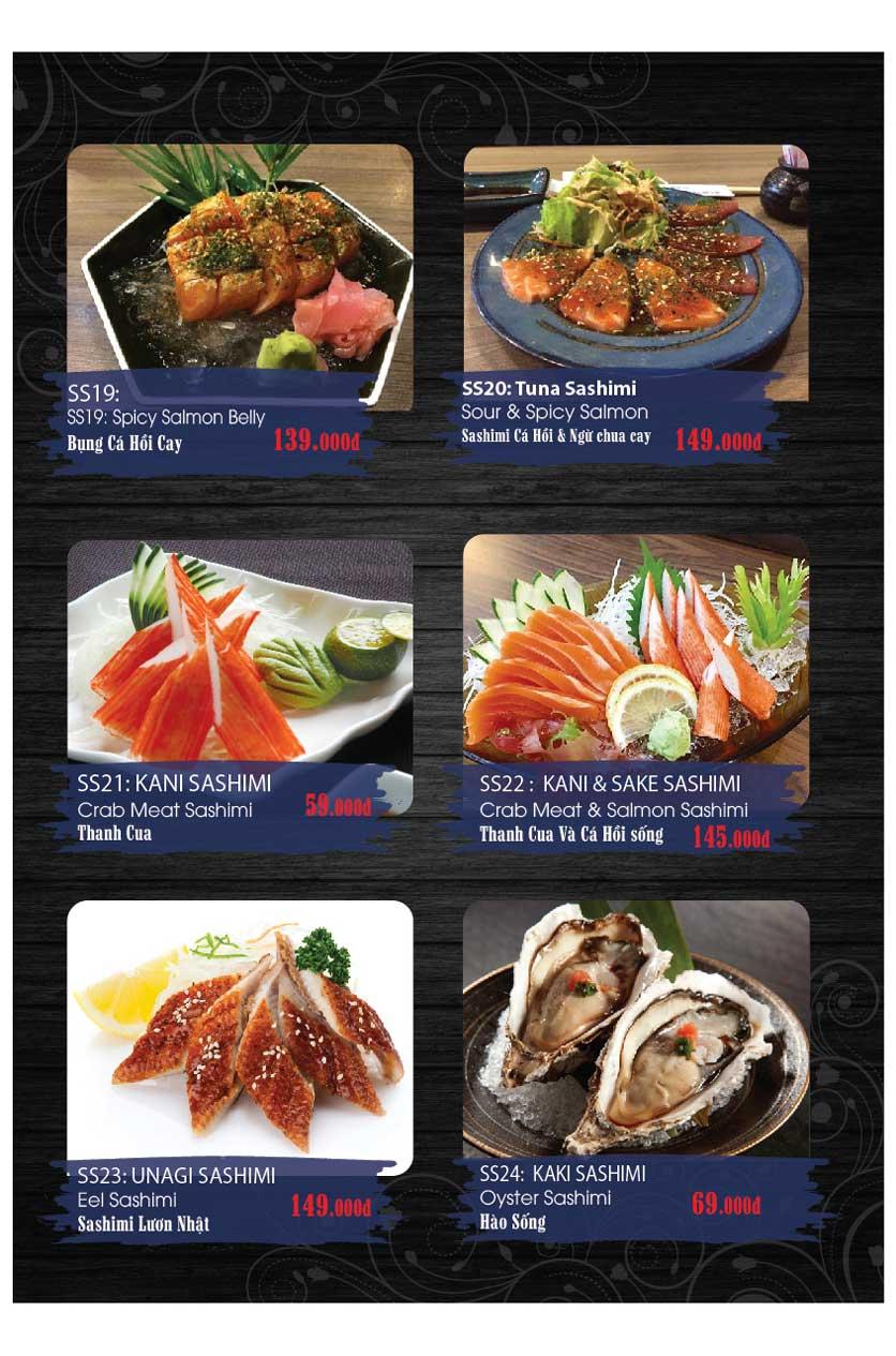 Menu Miya Sushi & BBQ  17