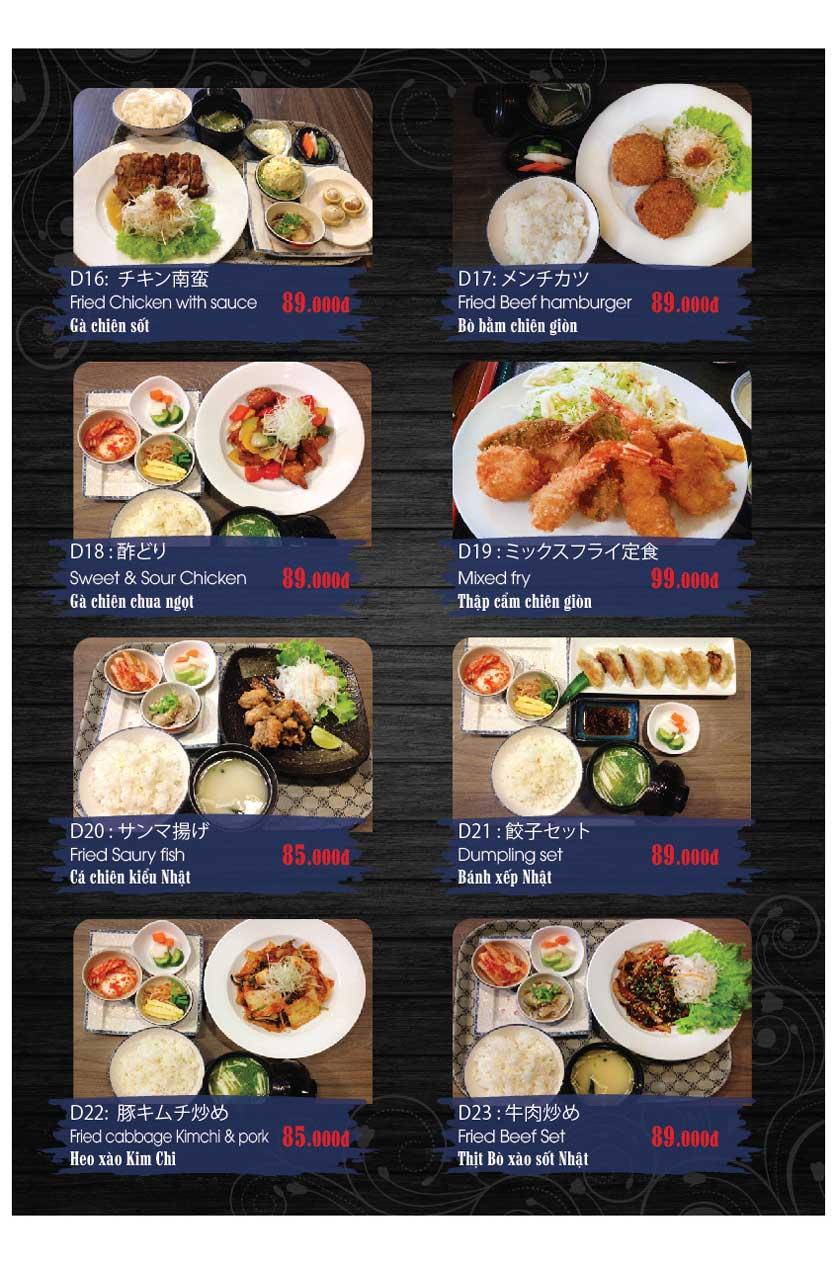 Menu Miya Sushi & BBQ  19