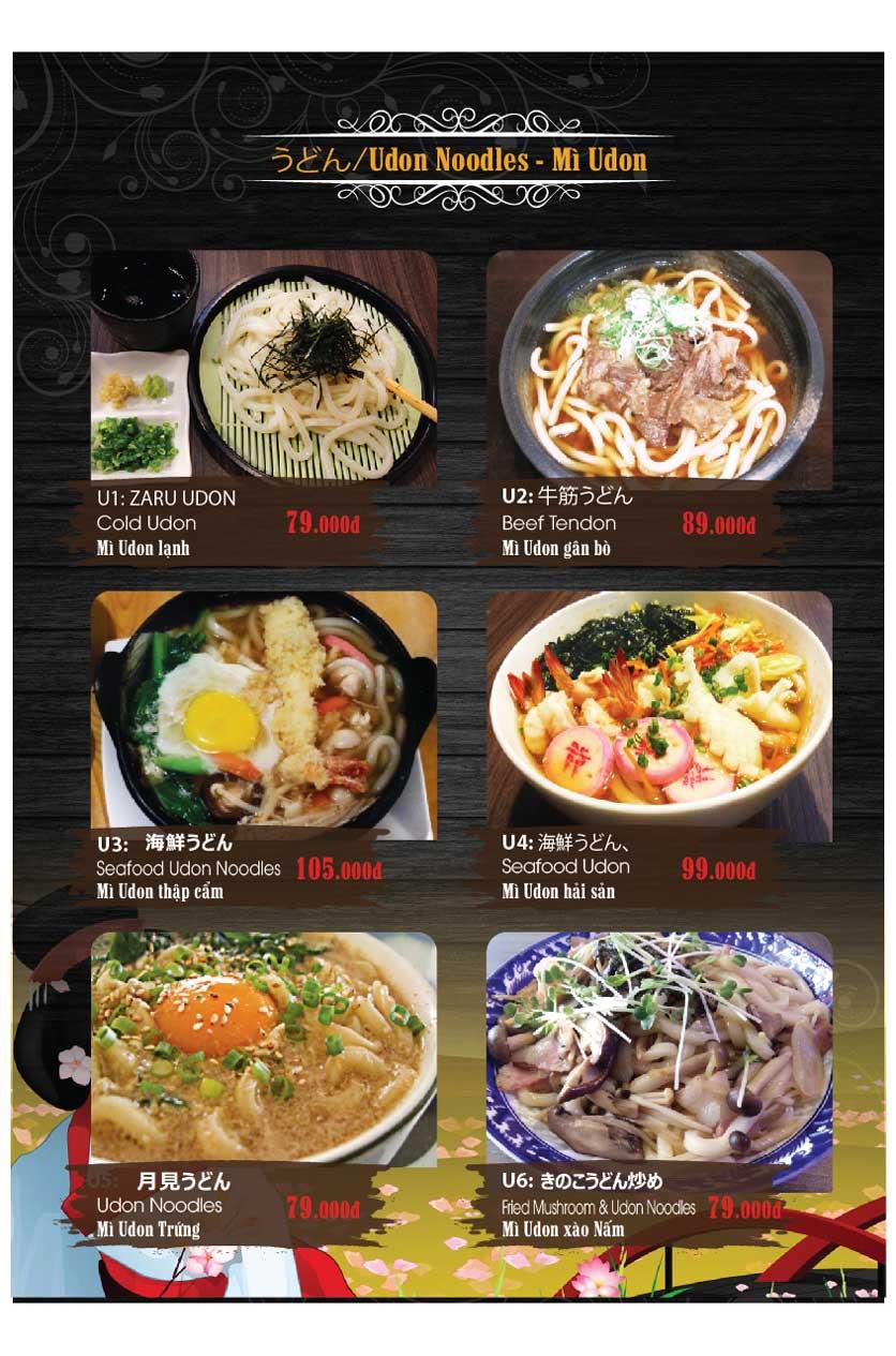 Menu Miya Sushi & BBQ  22