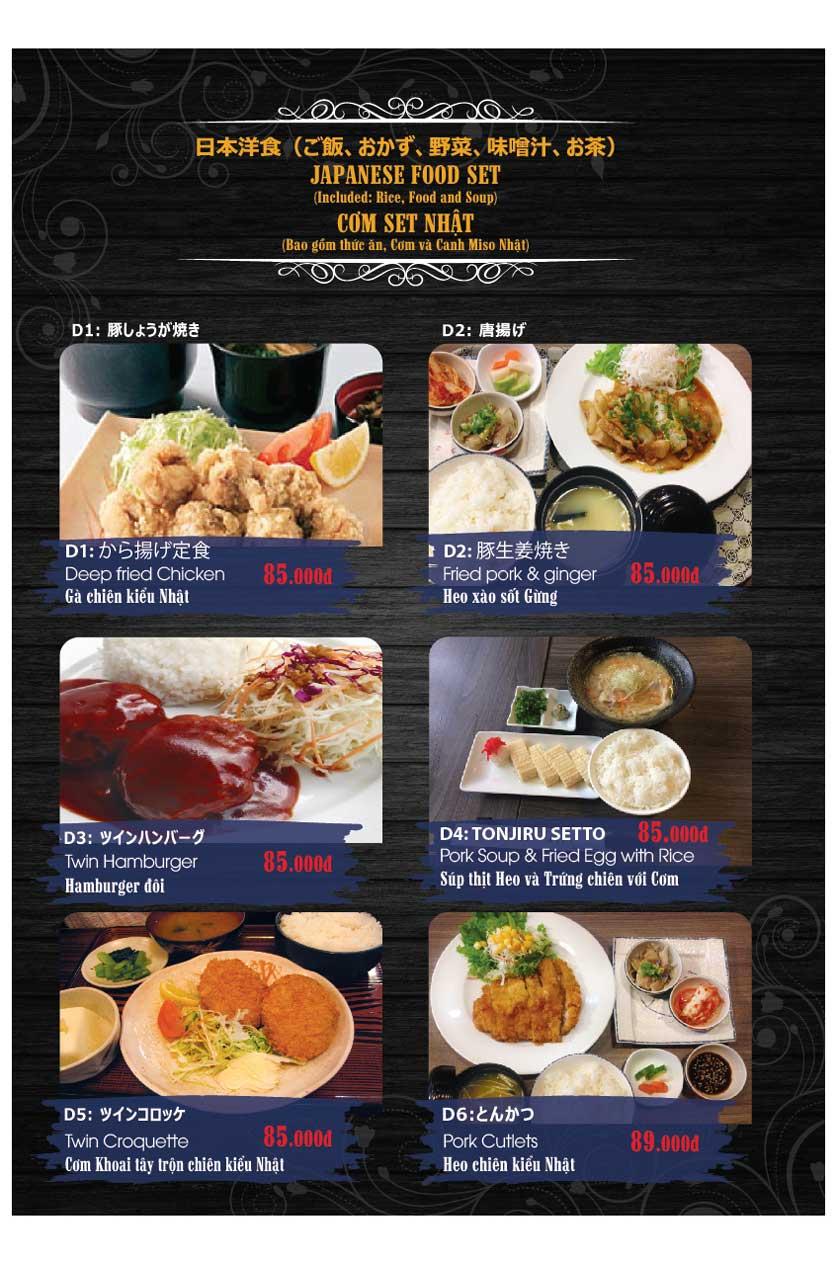 Menu Miya Sushi & BBQ  26