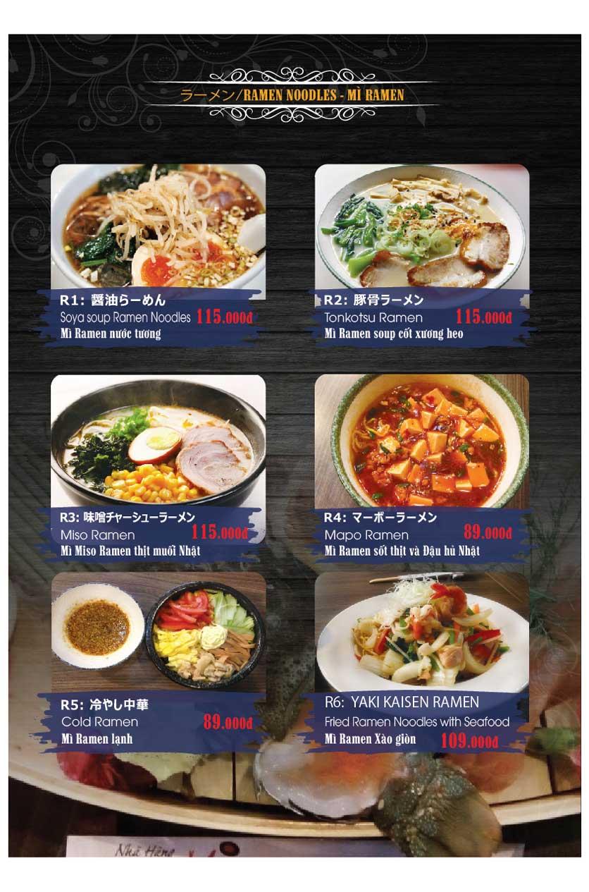 Menu Miya Sushi & BBQ  29