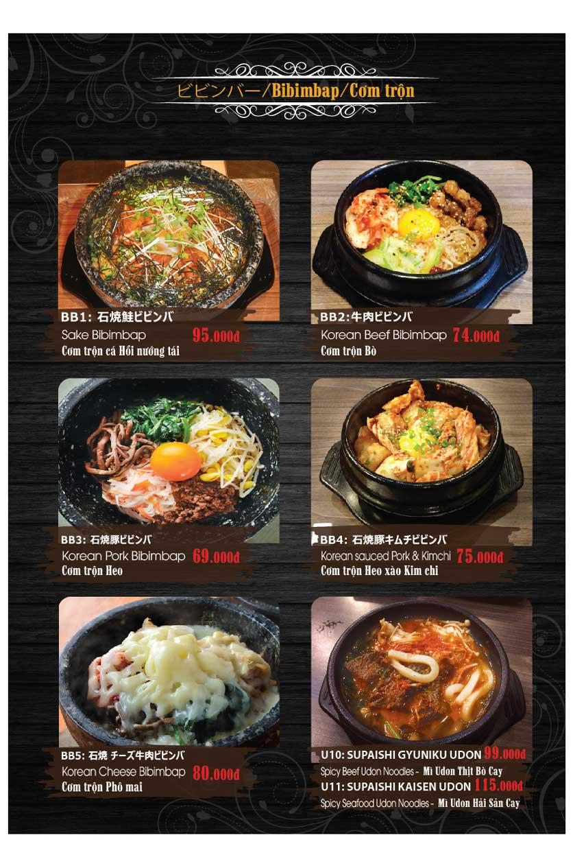Menu Miya Sushi & BBQ  31