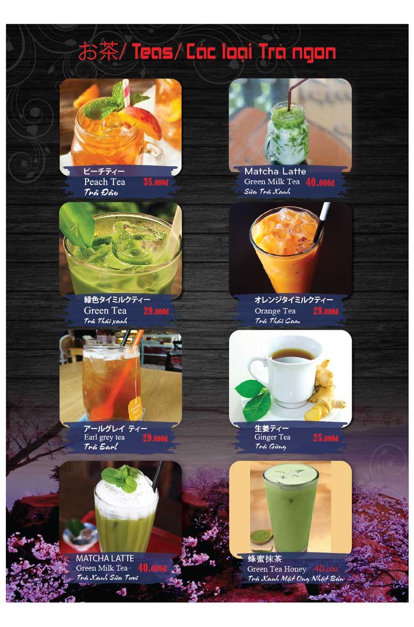 Menu Miya Sushi & BBQ  36
