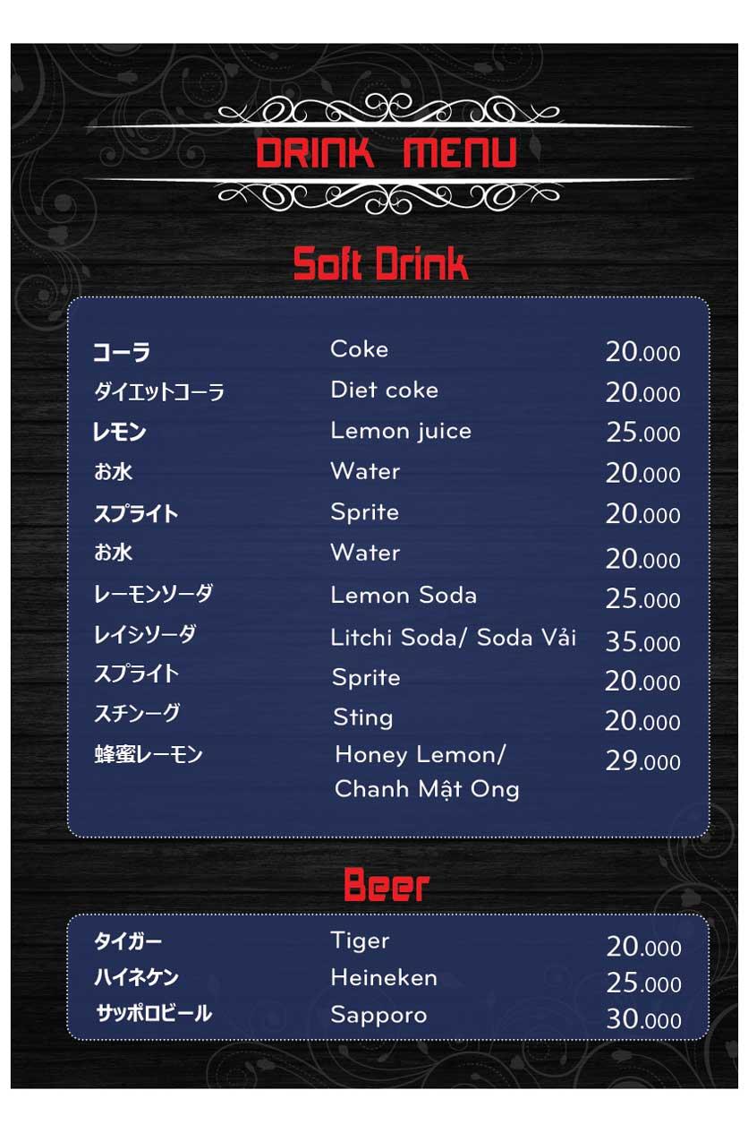 Menu Miya Sushi & BBQ  37
