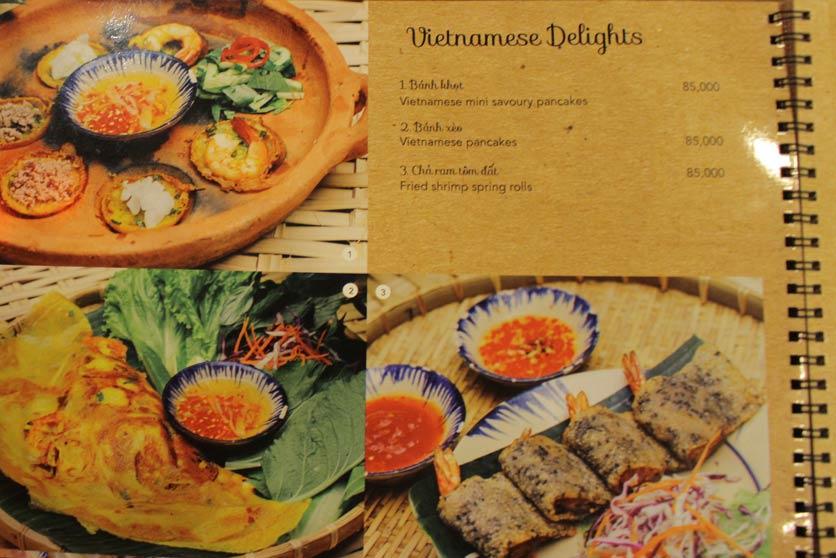 Menu Rice Field – Homecooked Vietnamese Cuisine 4