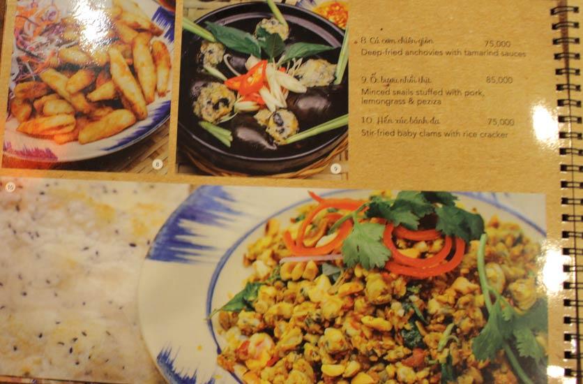 Menu Rice Field – Homecooked Vietnamese Cuisine 6