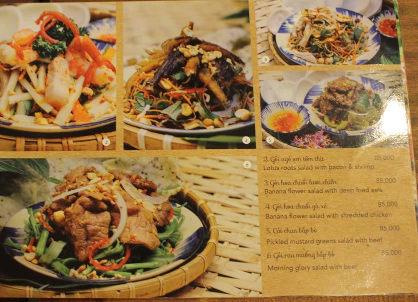 Menu Rice Field – Homecooked Vietnamese Cuisine 9