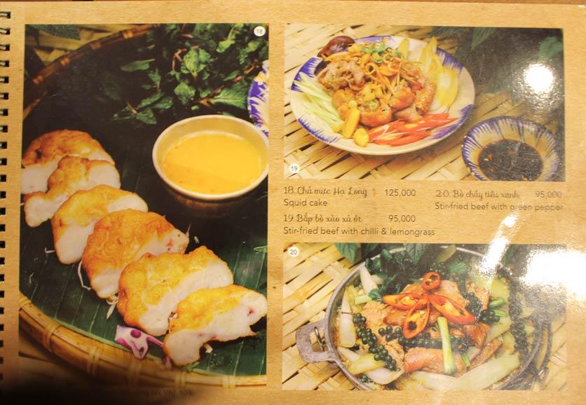Menu Rice Field – Homecooked Vietnamese Cuisine 15