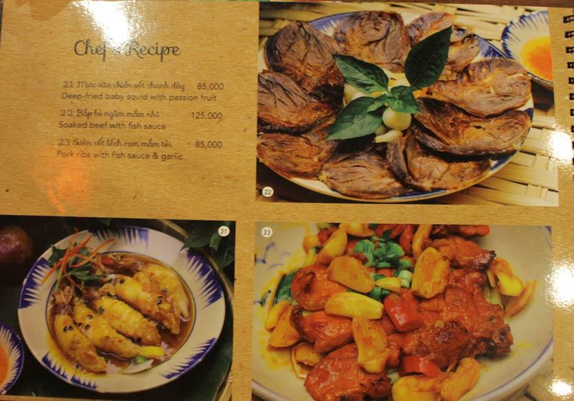 Menu Rice Field – Homecooked Vietnamese Cuisine 16