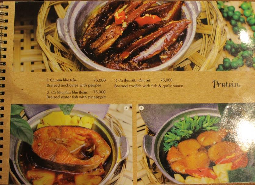 Menu Rice Field – Homecooked Vietnamese Cuisine 17