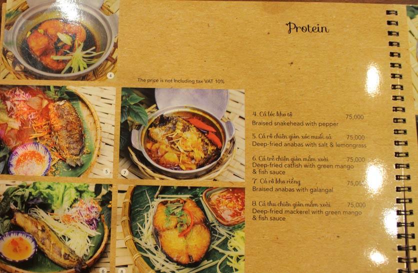 Menu Rice Field – Homecooked Vietnamese Cuisine 18