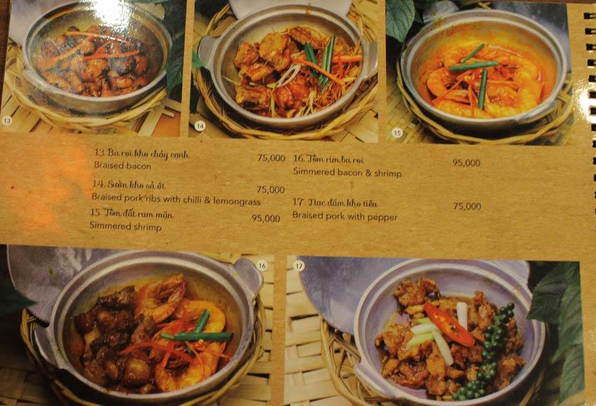 Menu Rice Field – Homecooked Vietnamese Cuisine 20
