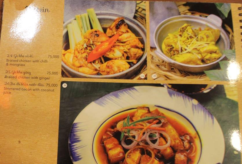 Menu Rice Field – Homecooked Vietnamese Cuisine 22