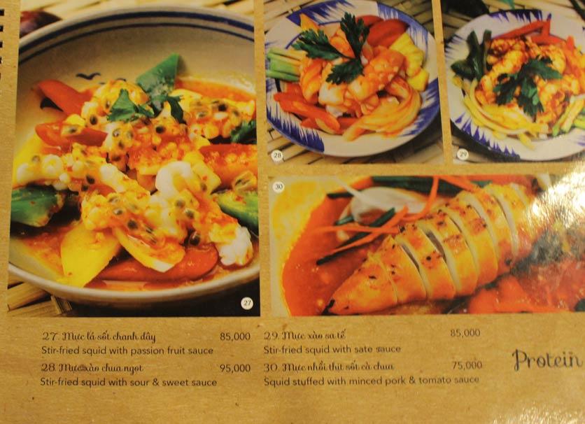 Menu Rice Field – Homecooked Vietnamese Cuisine 23