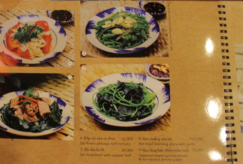 Menu Rice Field – Homecooked Vietnamese Cuisine 25