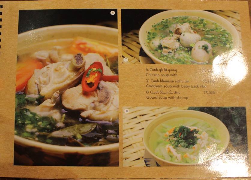 Menu Rice Field – Homecooked Vietnamese Cuisine 27