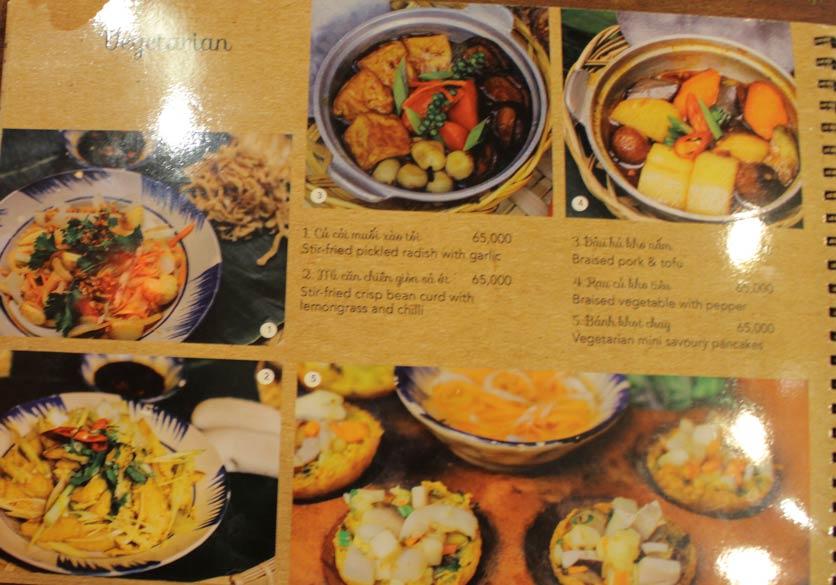 Menu Rice Field – Homecooked Vietnamese Cuisine 28