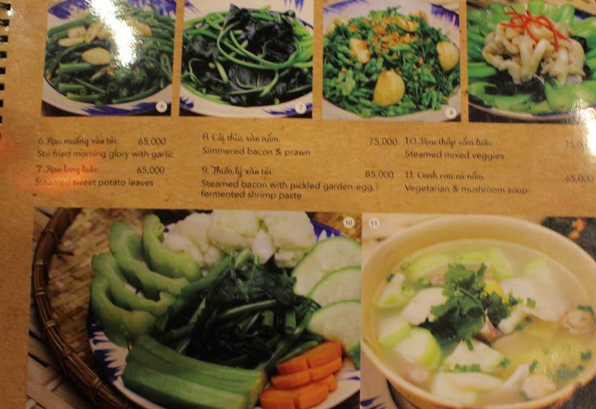 Menu Rice Field – Homecooked Vietnamese Cuisine 29