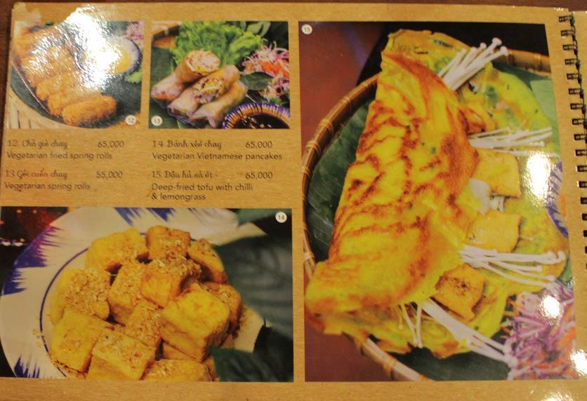 Menu Rice Field – Homecooked Vietnamese Cuisine 30