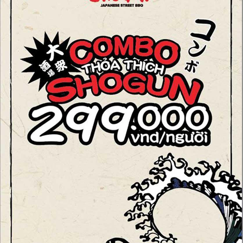 Menu Shogun - Dịch Vọng Hậu  1