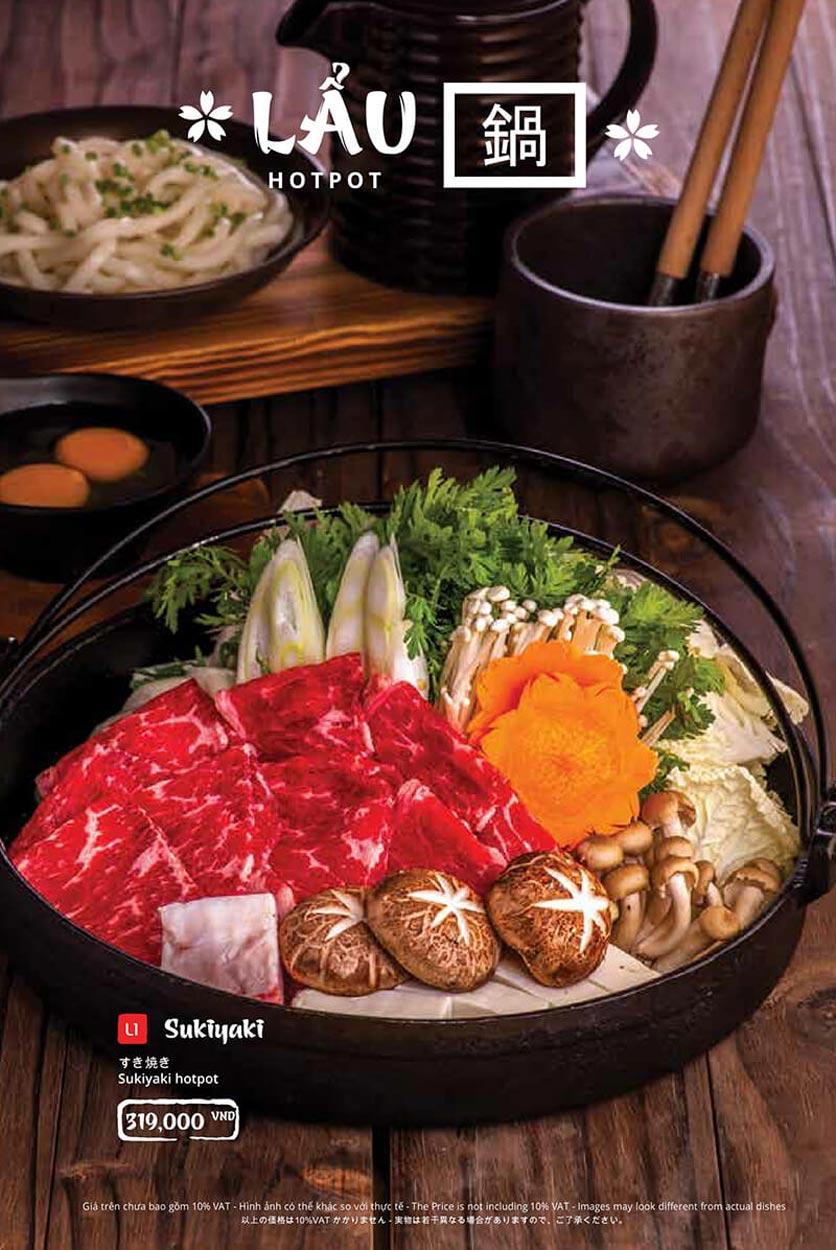Menu Tasaki BBQ - Trần Thái Tông 39